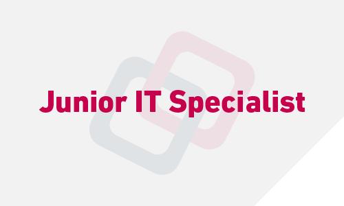 Junior IT Specialist