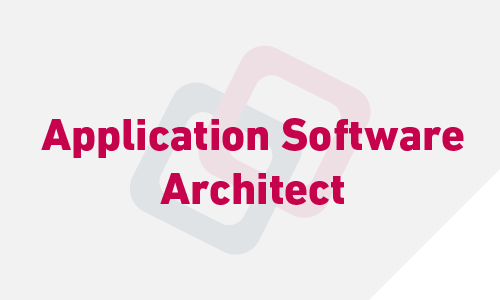 Application Software Architect