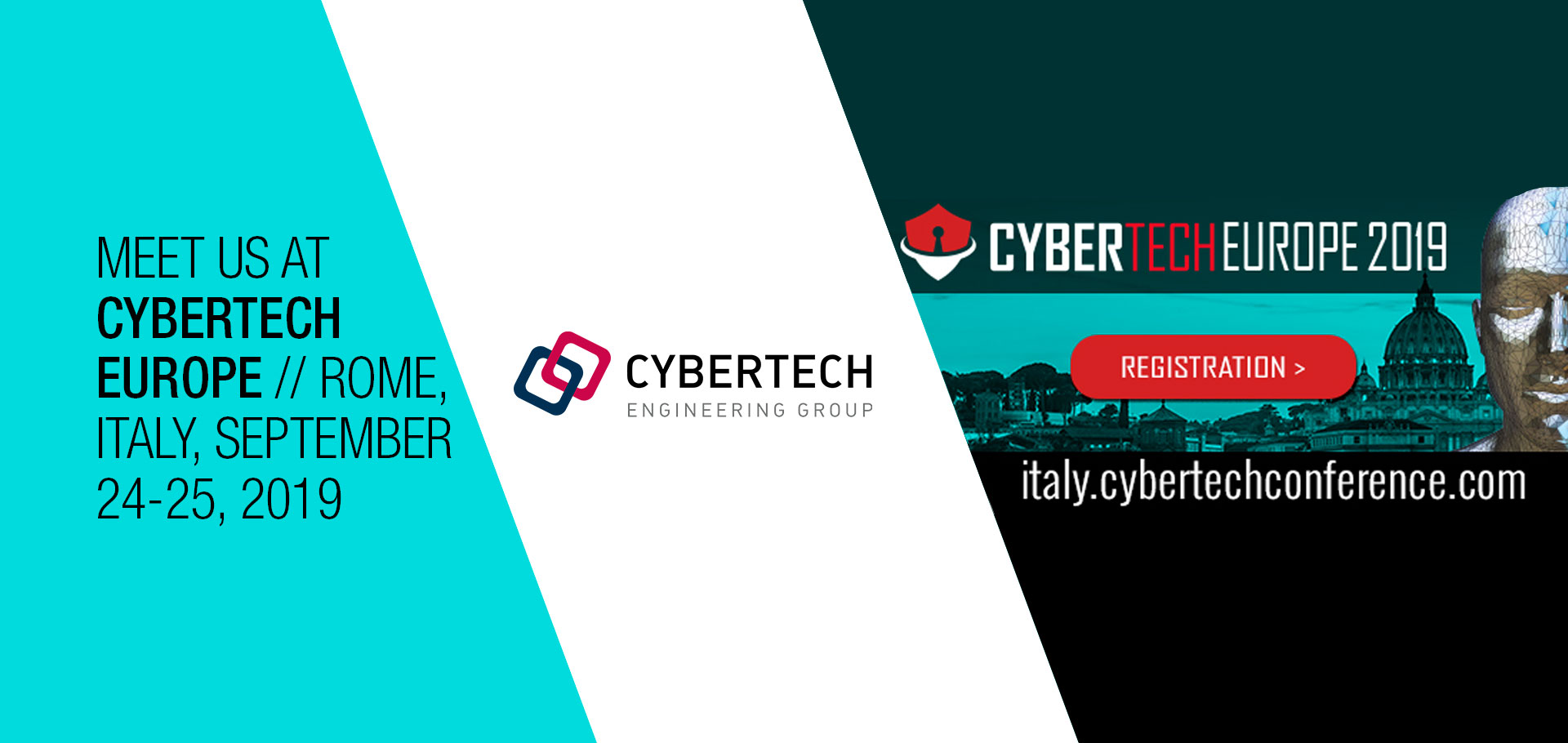Cybertech Europe – world's biggest cyber event