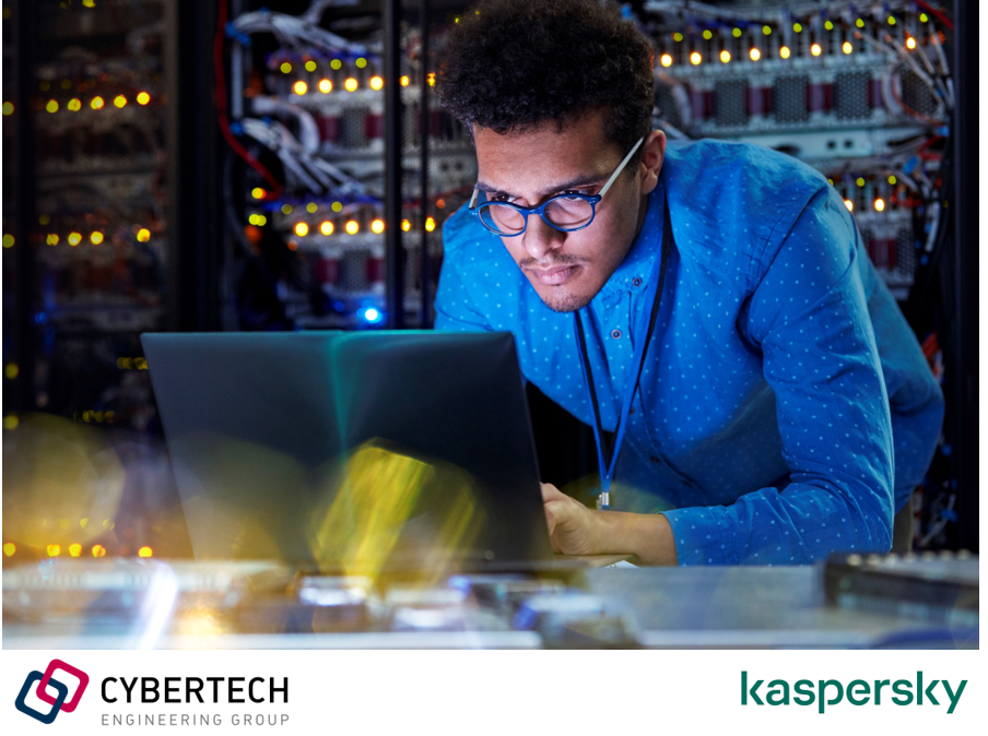 CYBERTECH together with KASPERSKY launches a free cybersecurity initiative